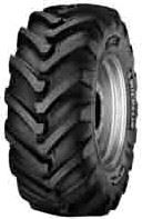 P 340/80R18 (12,5R18) 143A8/143B XMCL TL Michelin